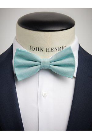 John Henric Mint Green Bow Tie Cotton