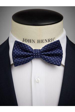 John Henric Blue Bow Tie Dot
