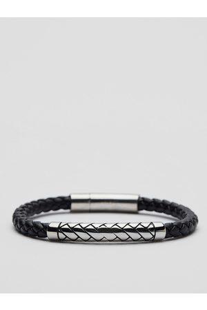 John Henric Black Bracelet Bunbury