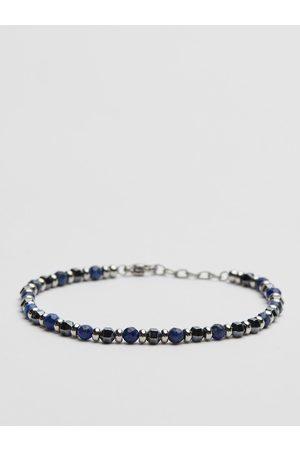 John Henric Blue Beaded Bracelet Dortmund