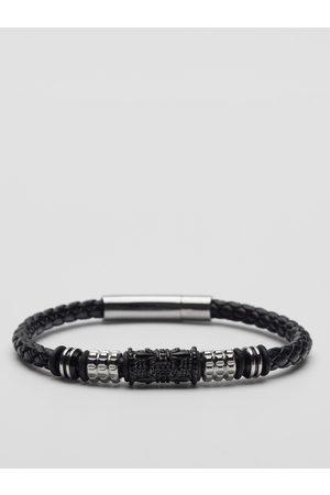 John Henric Black Bracelet Krefeld