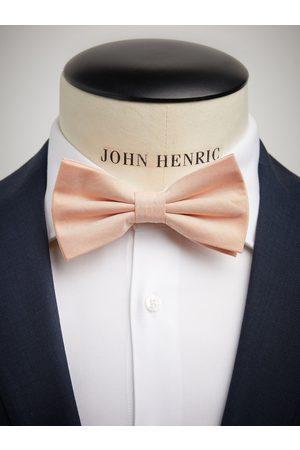 John Henric Apricot Bow Tie Cotton