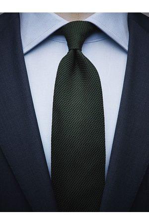 John Henric Green Grenadine Tie