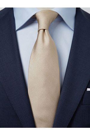 John Henric Man Slipsar - Champagne Tie Plain