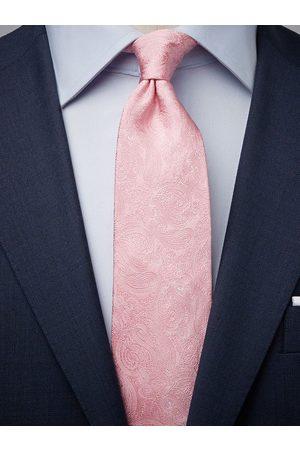 John Henric Man Slipsar - Pink Tie Formal