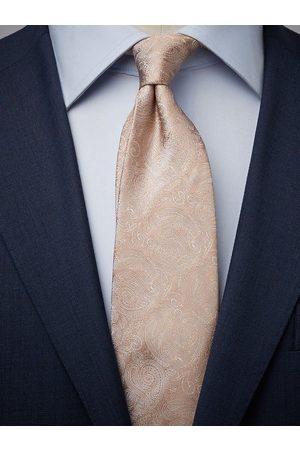 John Henric Man Slipsar - Champagne Tie Formal