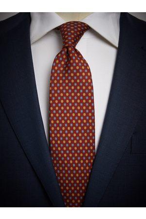 John Henric Red Tie Motif