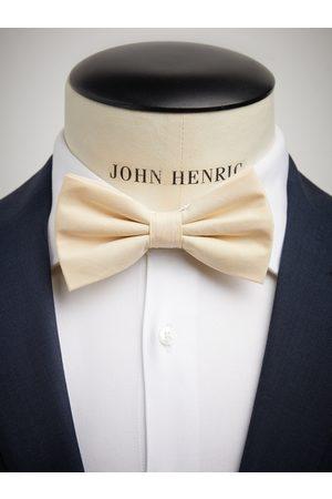 John Henric Yellow Bow Tie Cotton