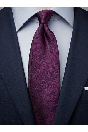 John Henric Purple Tie Formal