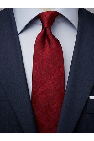 John Henric Burgundy Tie Formal