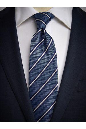John Henric Light Blue Tie Striped