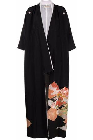A.N.G.E.L.O. Vintage Cult Kvinna Kimonos - Kimono från 1970-talet