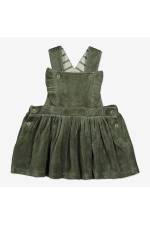 Polarn O. Pyret Bälten - Hängselklänning baby grön