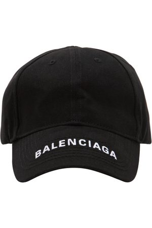 Balenciaga Logo Embroidered Baseball Hat