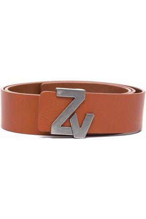 Zadig & Voltaire Man Bälten - Bälte med logotypspänne
