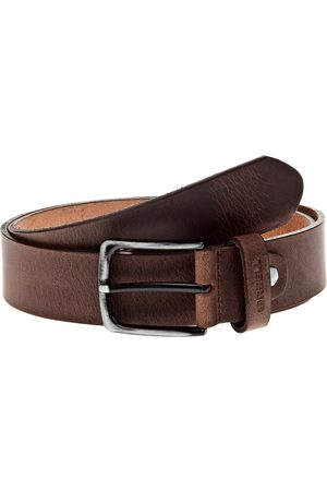 Reell All Black Buckle Belt cappuccino
