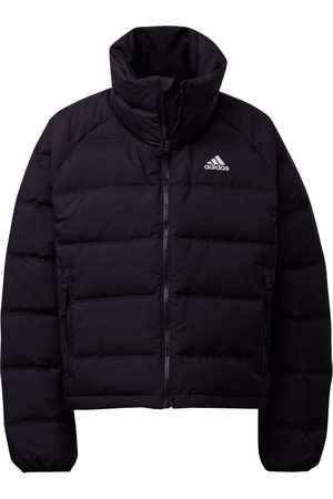 adidas Women's Helionic Relaxed Fit Down Jacket