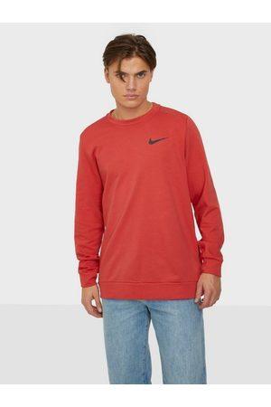 Nike Man Sweatshirts - M Nk Df Ls Crw Tröjor Lobster