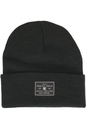DC Label Beanie black