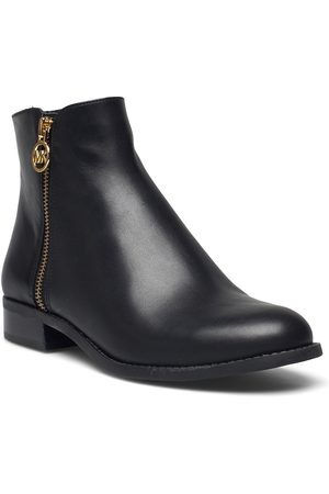 Michael Kors Lainey Flat Bootie Shoes Boots Ankle Boots Ankle Boot - Flat