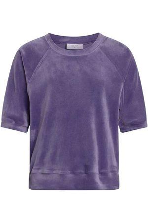 Grunt T-shirt -shirt - Linoel - Velour - Ultra Violet