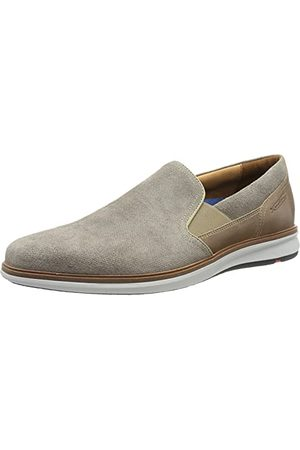 Lloyd Mills Loafer för män, Grå - granitgrå - 44 EU
