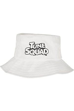 Mister Tee Unisex Tune Squad Wording Bucket Hat , One Size