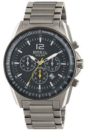 Breil Herr kronograf kvarts smart klocka armbandsur med titan armband TW1658