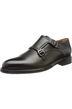 HUGO BOSS Hunton ltp munk-rem loafer för män, - Svart1-44 EU