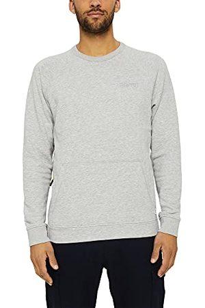 Esprit Sweatshirt för män, 044/ljusgrå 5, L