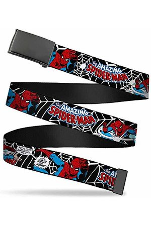 Buckle-Down Bälte, Jrny-spider-man i Action2 W/Amazing Spider-man, 4 cm Bred/up-107 cm Byxor