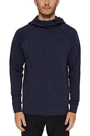 Esprit Sweatshirt för män, 400/marinblå, S