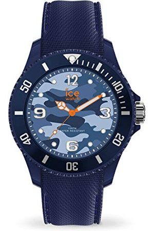 Ice-Watch – Bastogne – herr (unisex) armbandsur med silikonrem – 016293 (medium)