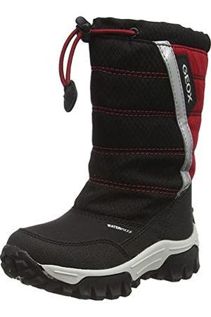 Geox Pojkar J Himalaya Boy B Wpf Snow Boot, - - 27 EU