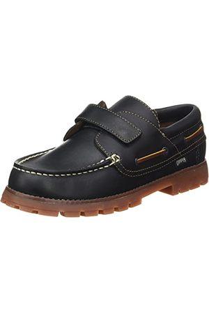 Camper Unisex barn Compas Kids Boat Shoe, Mörkblå - 33 EU