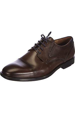 Lloyd Man Loafers - Kajo uniform klänning sko för män, T D Moro Ocean, 44 EU