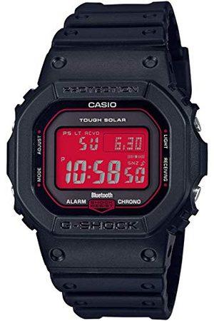 Casio Mäns digital japansk kvarts klocka med harts armband GW-B5600AR-1ER