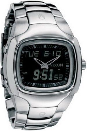 Nixon Herrarmbandsur kronograf rostfritt stål A07000-00