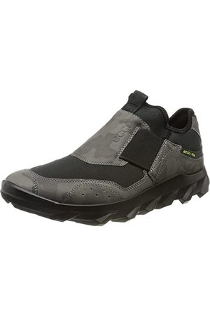ECCO Man Outdoorskor - Mx Hiking Shoe för män, Titan , 46 EU