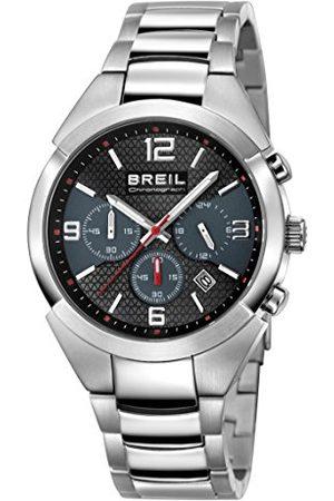 Breil Herr analog kvartsklocka med rostfritt stål armband TW1275
