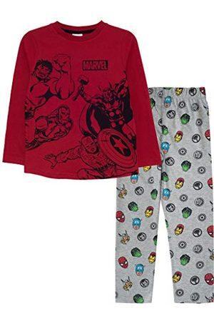 Popgear Pyjamaset för pojkar, /ljung , 7-8 År