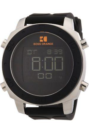 Hugo Boss Boss orange herrarmbandsur digital silikon 1512676