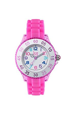 Ice-Watch ICE princess Pink – Girls wristwatch med silicon rem – 016414 (extra small)