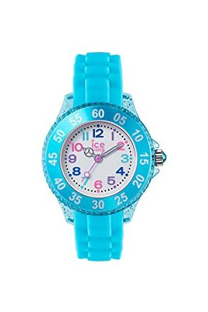 Ice-Watch ICE princess turkis – turkost flickklocka med silikonarmband – 016415 (extra small)