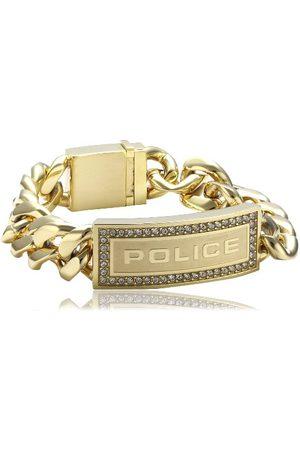 Police Herrarmband rostfritt stål LOWRIDER BIG PJ25143BSG-01-L