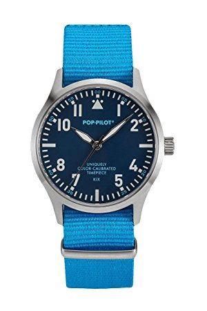 Pop-Pilot Unisex-armbandsur KIX analog kvarts nylon P4260362630062