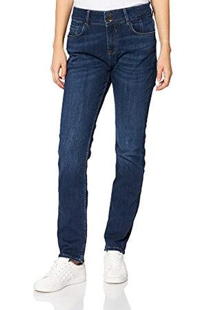 Garcia Kvinna Jeans - Jeans för kvinnor, Mörk använd, 34 SE