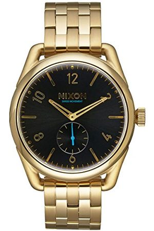 Nixon Unisex-armbandsur C39 SS Analog kvarts rostfritt stål A950 – 510-00