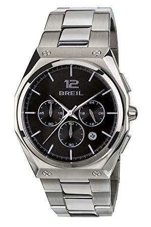 Breil Herr analog kvartsklocka med rostfritt stålrem TW1843