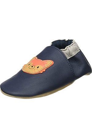 Robeez Unisex Baby Foxy Dream Spjälsäng sko, - Marin - 28 EU